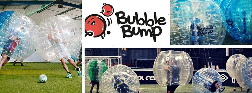 Bubble Bump – Promo réseaux sociaux 2016 #1