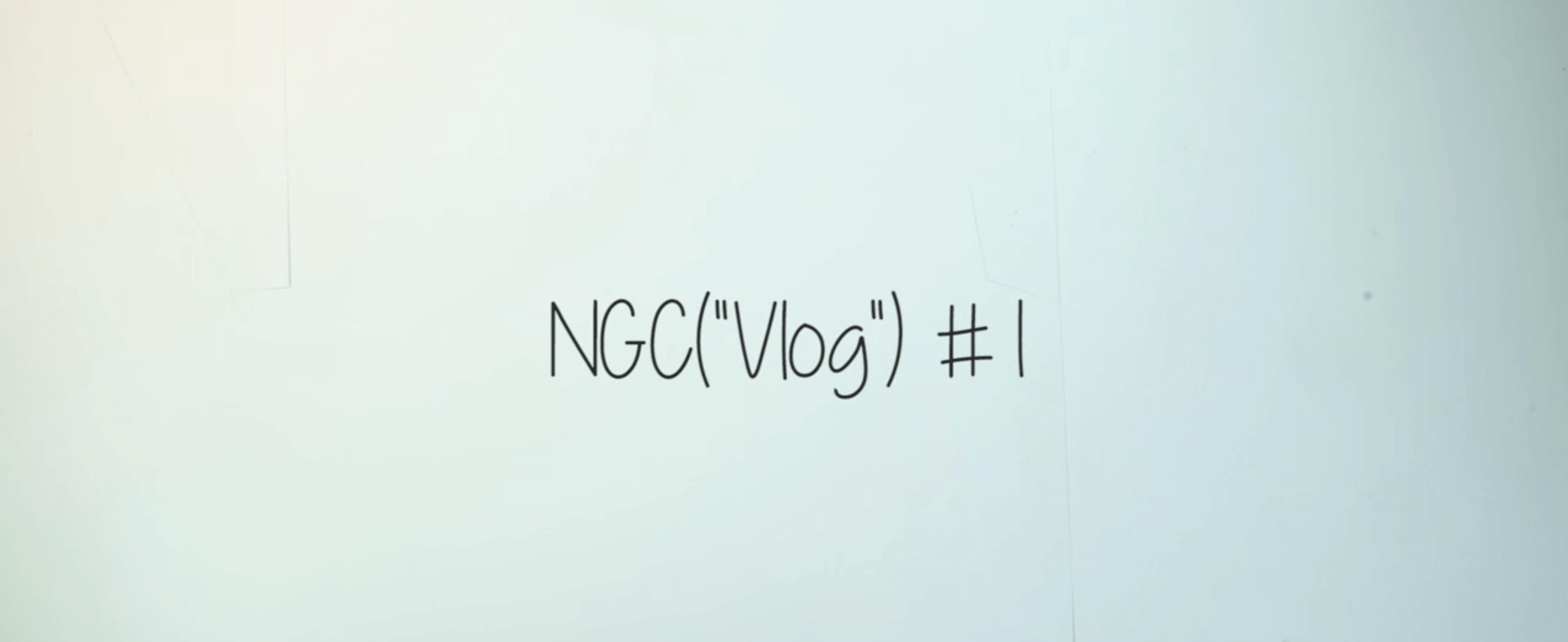 Premier Vlog et montage de bureau ! – Vlog#1
