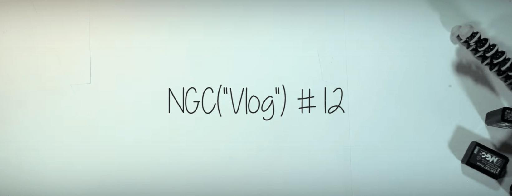 Polarisants, font vert et problème de taille – Vlog#12