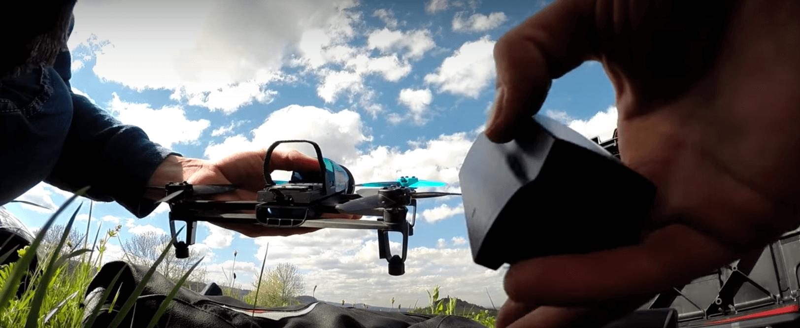 Drone, télécommande et moto !- Vlog#13