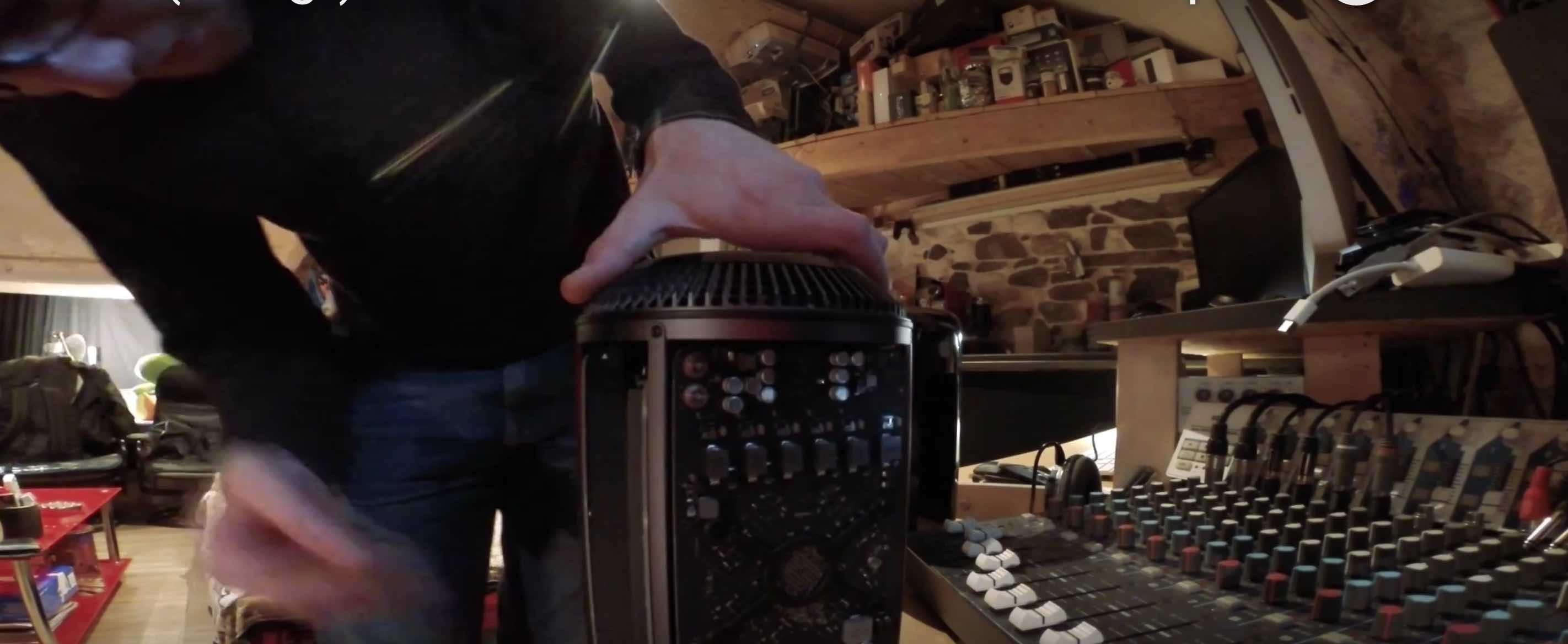 Panne de MacPro et compresseur – Vlog#27