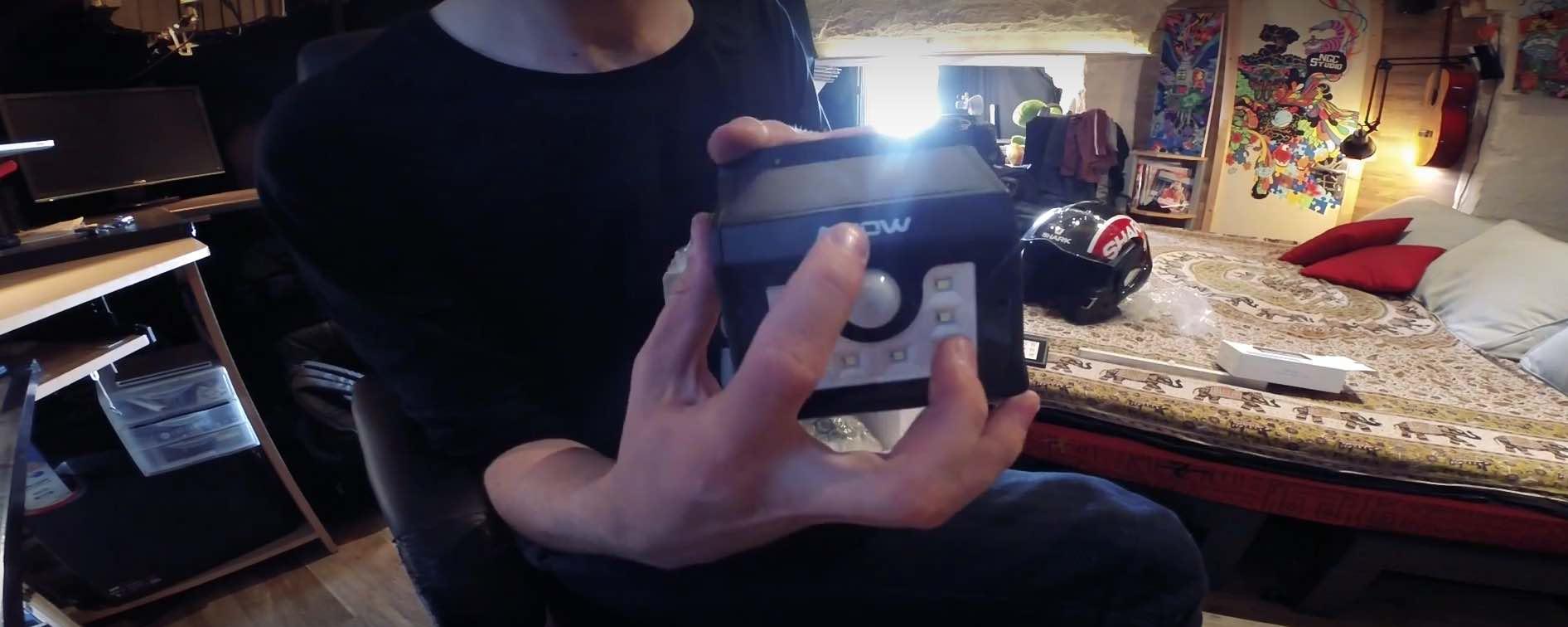 Leds, Lumières solaires et GorillaPod Mini – Vlog#30