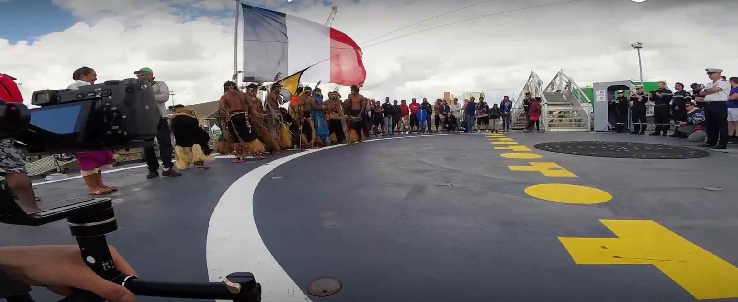 #Brest2016 w/ Nouvelle-Calédonie – Jour #2