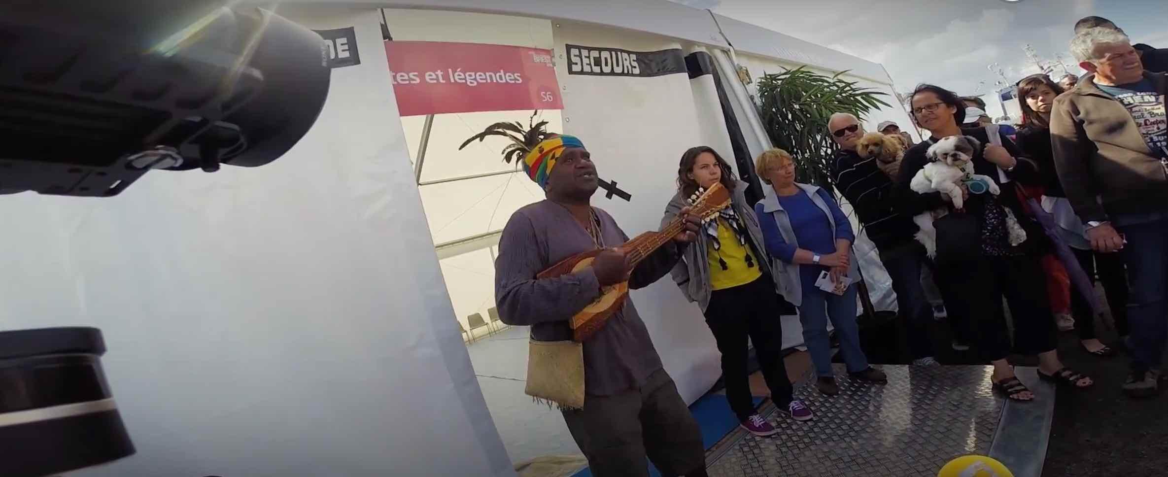 #Brest2016 w/ Nouvelle-Calédonie – Jour #3