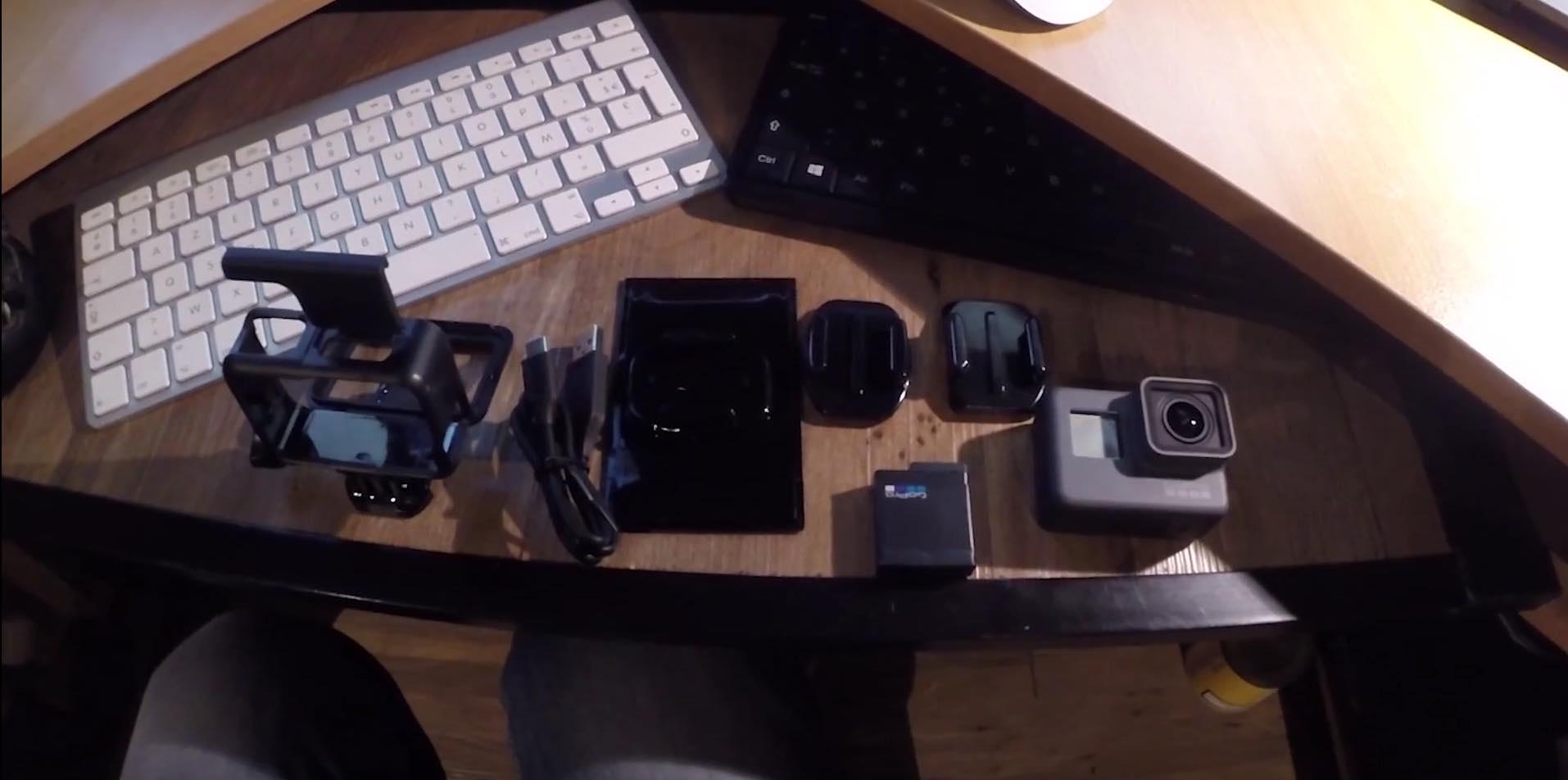 GoPro 5 Black : Unboxing, test/comparaison et vloger setup – Vlog#36