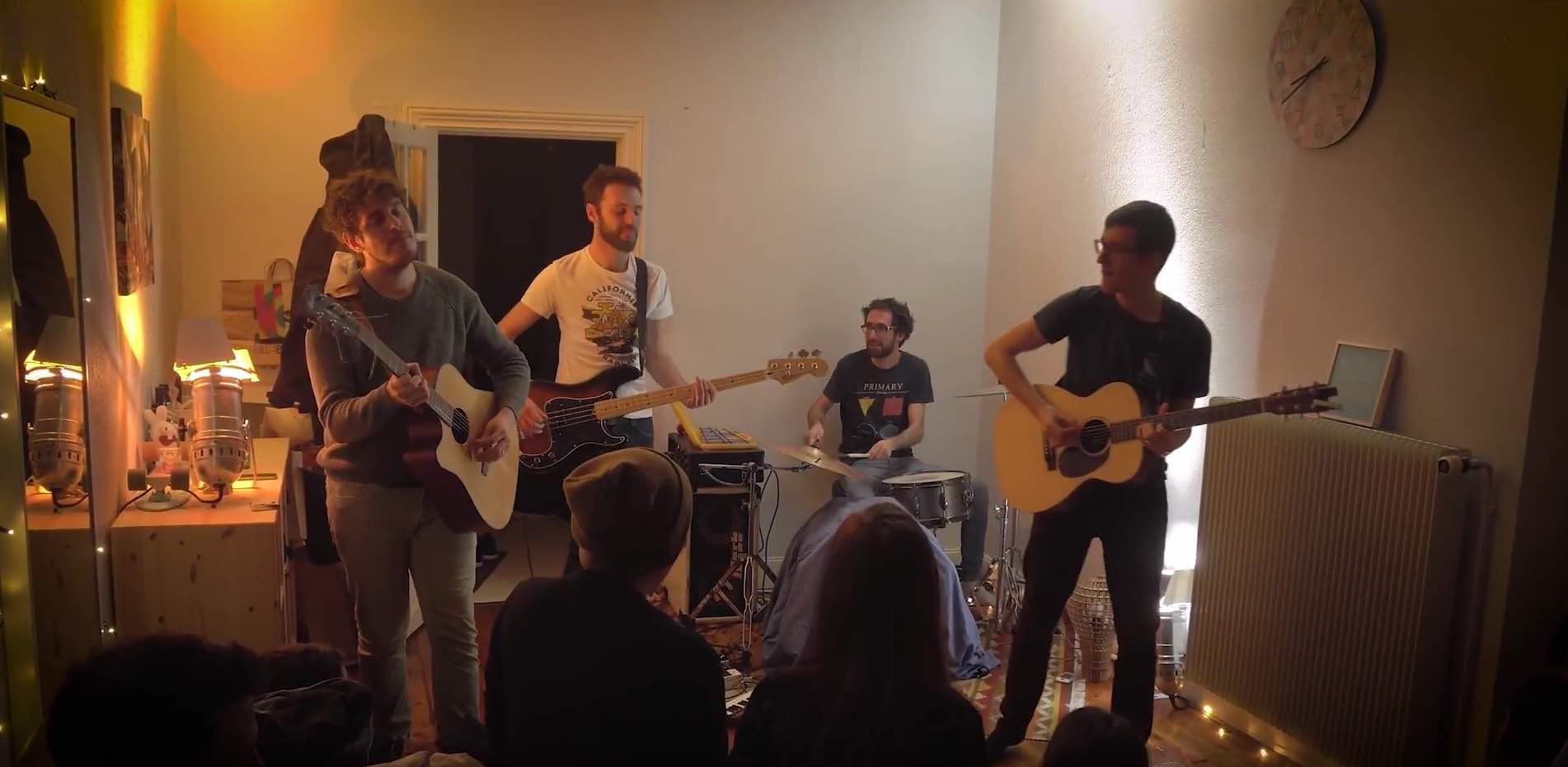 Band'Appart – Fou de Joie
