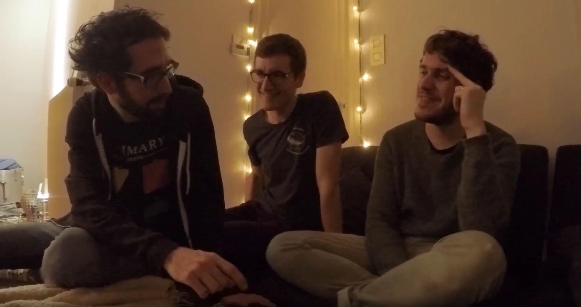 Band'Appart avec Fou de Joie ! – Vlog#39