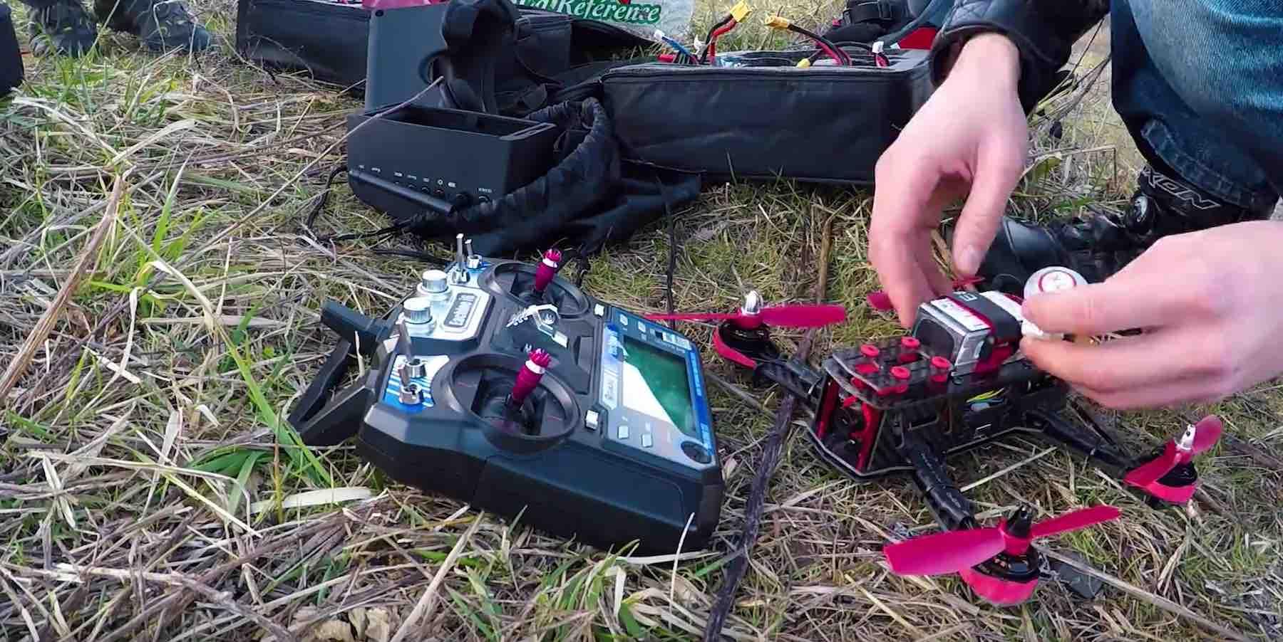 Sortie Drones FPV – Vlog#40
