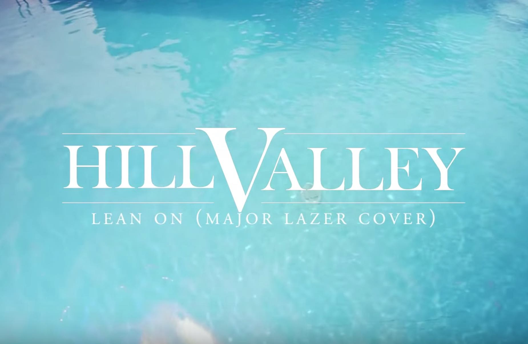 Hill Valley – Lean on
